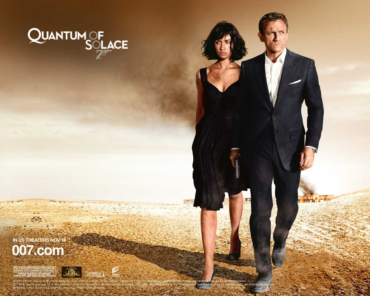 Between The Seats Definitive Bond Marathon Quantum Of