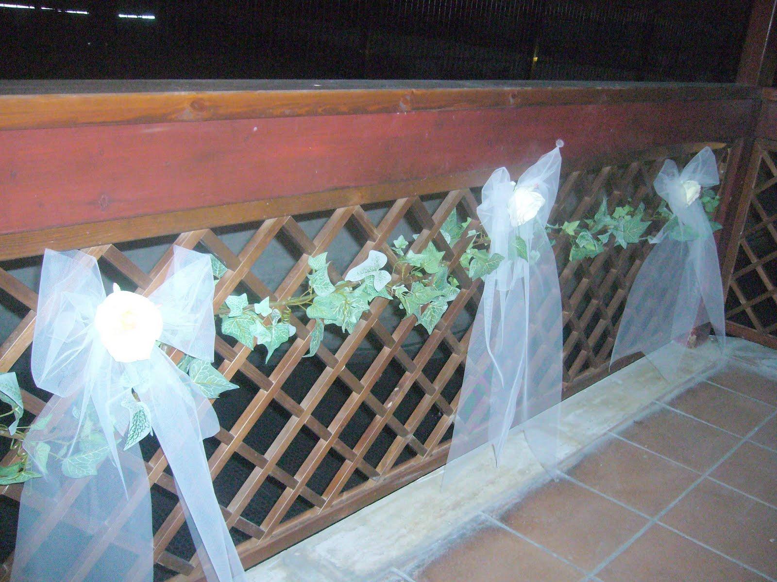 Conosciuto Addobbi Matrimonio Casa Della Sposa #35 | msyte.com Idee e foto di  BO17