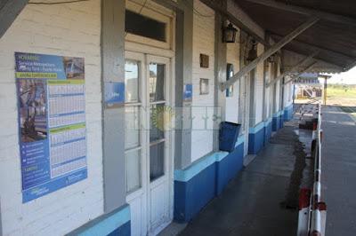 Futuro incierto para el tren metropolitano de Chaco, que lleva seis meses paralizado
