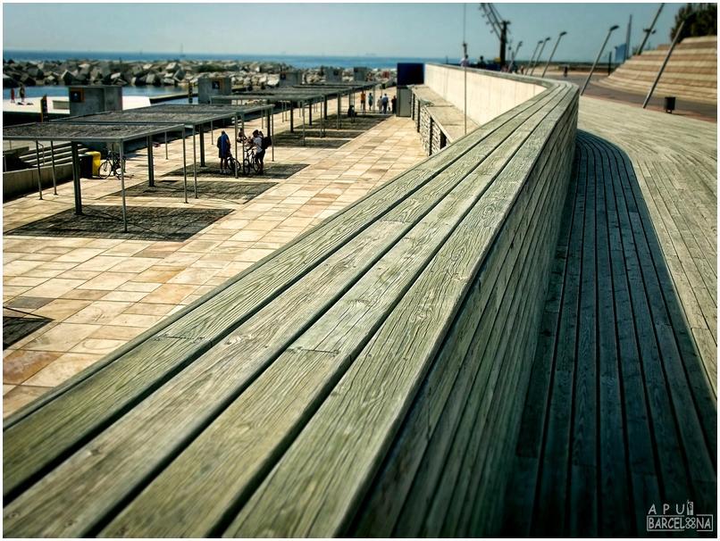 APU Barcelona VeoDigital : Diagonal Mar Camp de la Bota