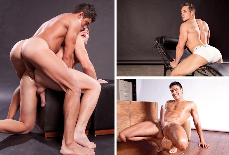 Sexo Gay - Dylan Roberts e Rafael Carreras - sarado pauzudo 2