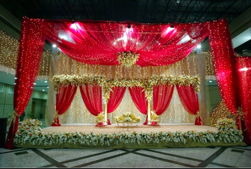 Gaye Holud Stage Design