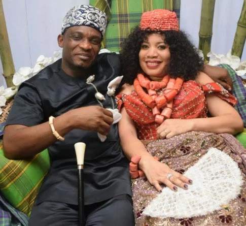 All set for actress Monalisa Chinda and Victor Tonye's Grecian White Wedding in September
