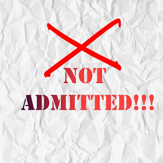 Reasons Why you Might Not Gain Admission This Year.
