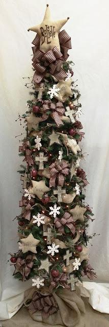 arvore de natal evangelica
