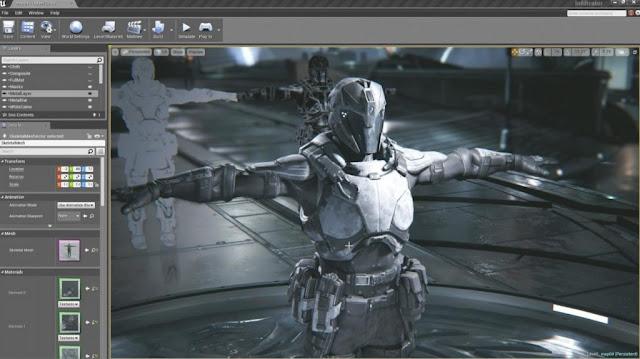 أيهما الأفضل لتطوير العاب الاندرويد Unity  أو Unreal Engine