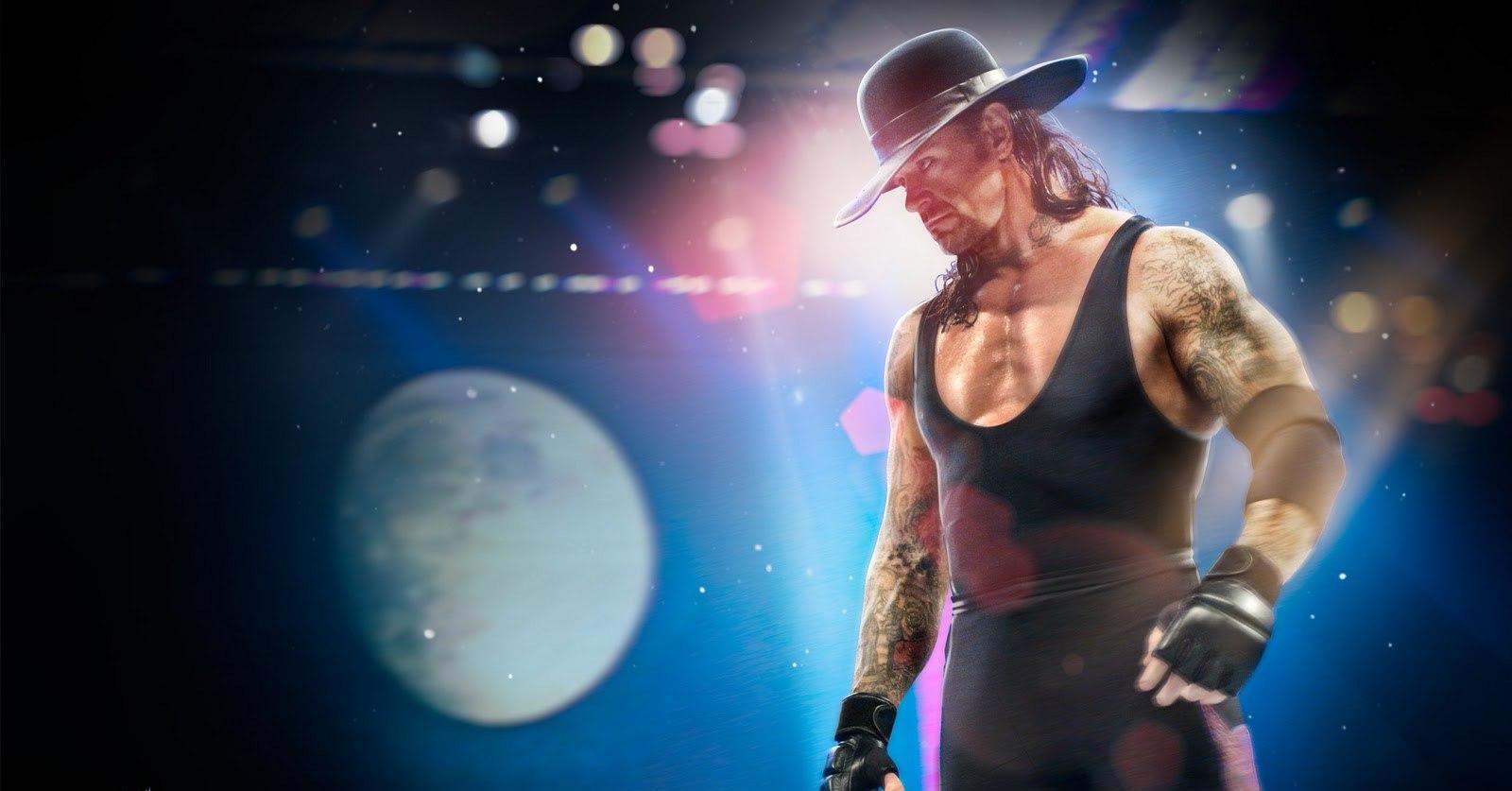 Kane Wwe Latest Hd Wallpaper 2013 14: Wrestling Super Stars: UnderTaker New HD Wallpaper 2013