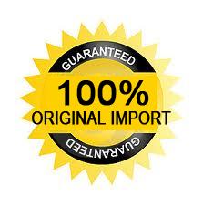 garansi keaslian produk import