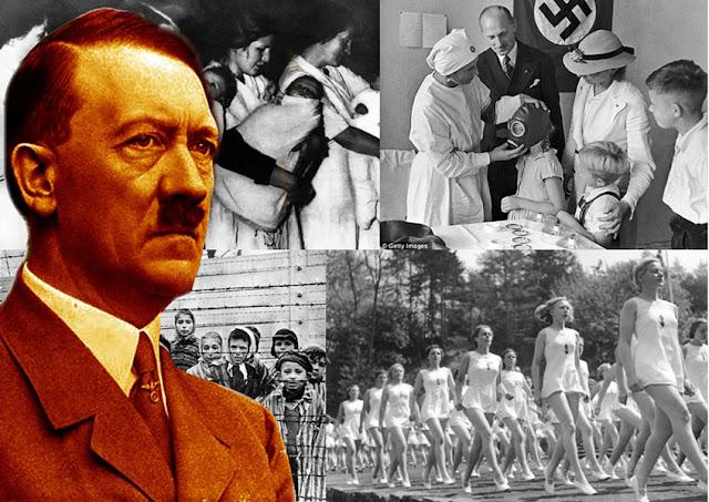 EL LATROCINIO DE UNA ERA EN LA ALEMANIA NAZI