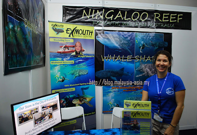 MIDE Malaysia Ningaloo Reef Dive Promotion
