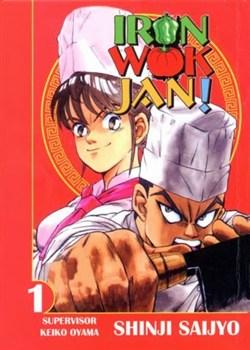 Iron Wok Jan - Đầu Bếp Siêu Đẳng