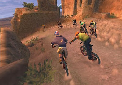 تحميل لعبة  DOWNHILL DOMINATION PC