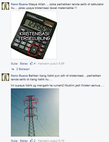 Busana Muslim Bercorak Mirip Salib di Acara TV, Ustadz Hanny Tuduh Kristenisasi Terselubung