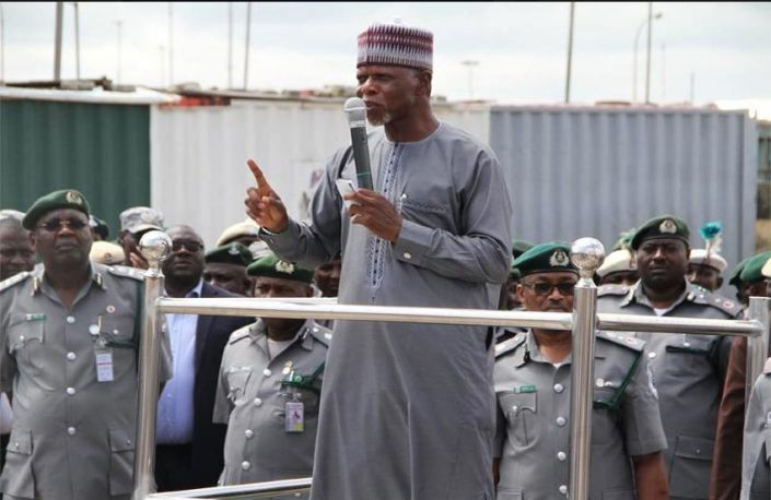 Customs Boss Urges Journalists To Consider National Interest In Reportage