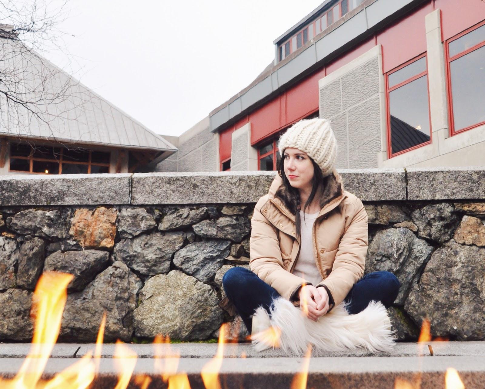alaska style blogger alyeska resort apres ski wear