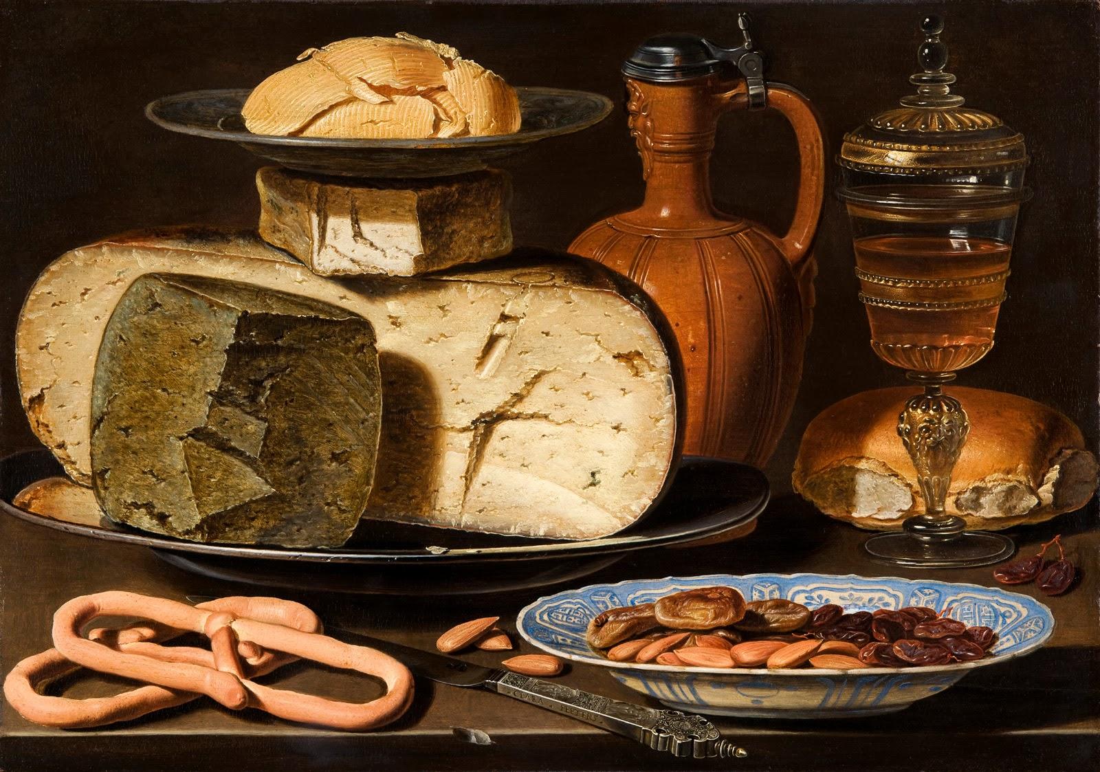 artbouillon: Flemish Food Art: An Appreciation