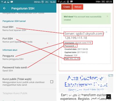 Cara Membuat Payload + Config HTTP Injector [Xl, Axis, Telkomsel, Indosat, Three dll] 11