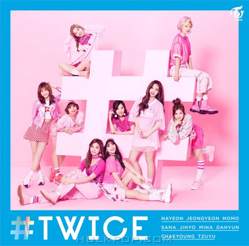TWICE – #TWICE – EP (ITUNES PLUS AAC M4A)
