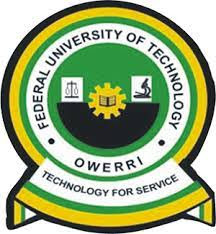 FUTO Pre-Degree Registration Procedure