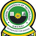 FUTO Supplementary Admission Form (Change of Course) 2018/2019 Session