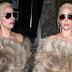 FOTOS HQ: Lady Gaga saliendo de club nocturno en Los Ángeles - 15/11/16