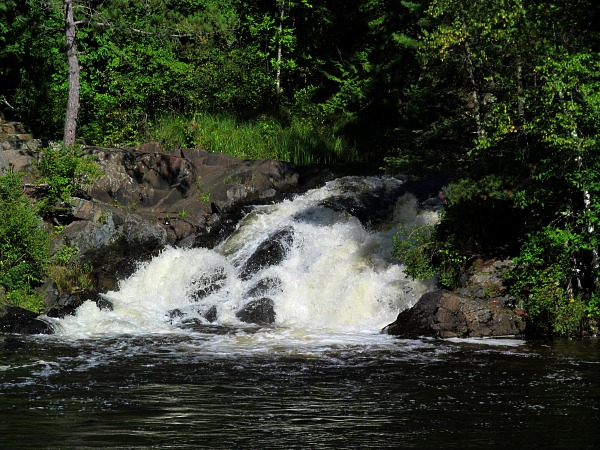 12 Foot Falls in Marinette County, WI