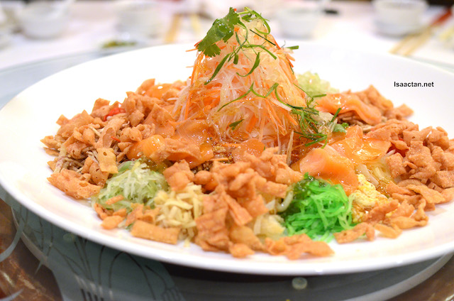 Chinese New Year Festive Menu @ Dynasty Restaurant, Renaissance Kuala Lumpur