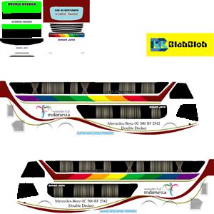 Livery Bussid Sinar Jaya SDD