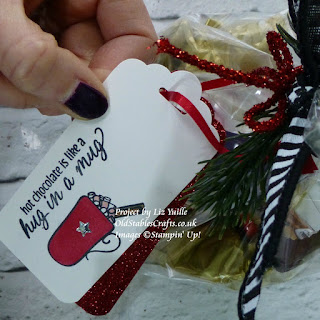 Hug in a Mug Gift Wrapping