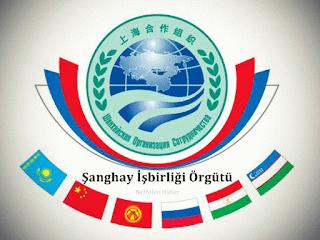 Şanghay iş birliği örgütü