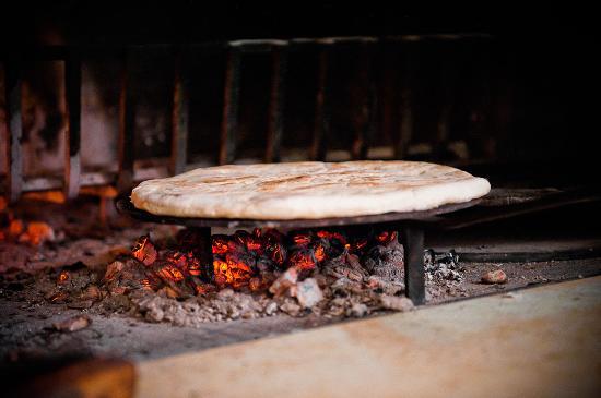 torta al testo from Umbria