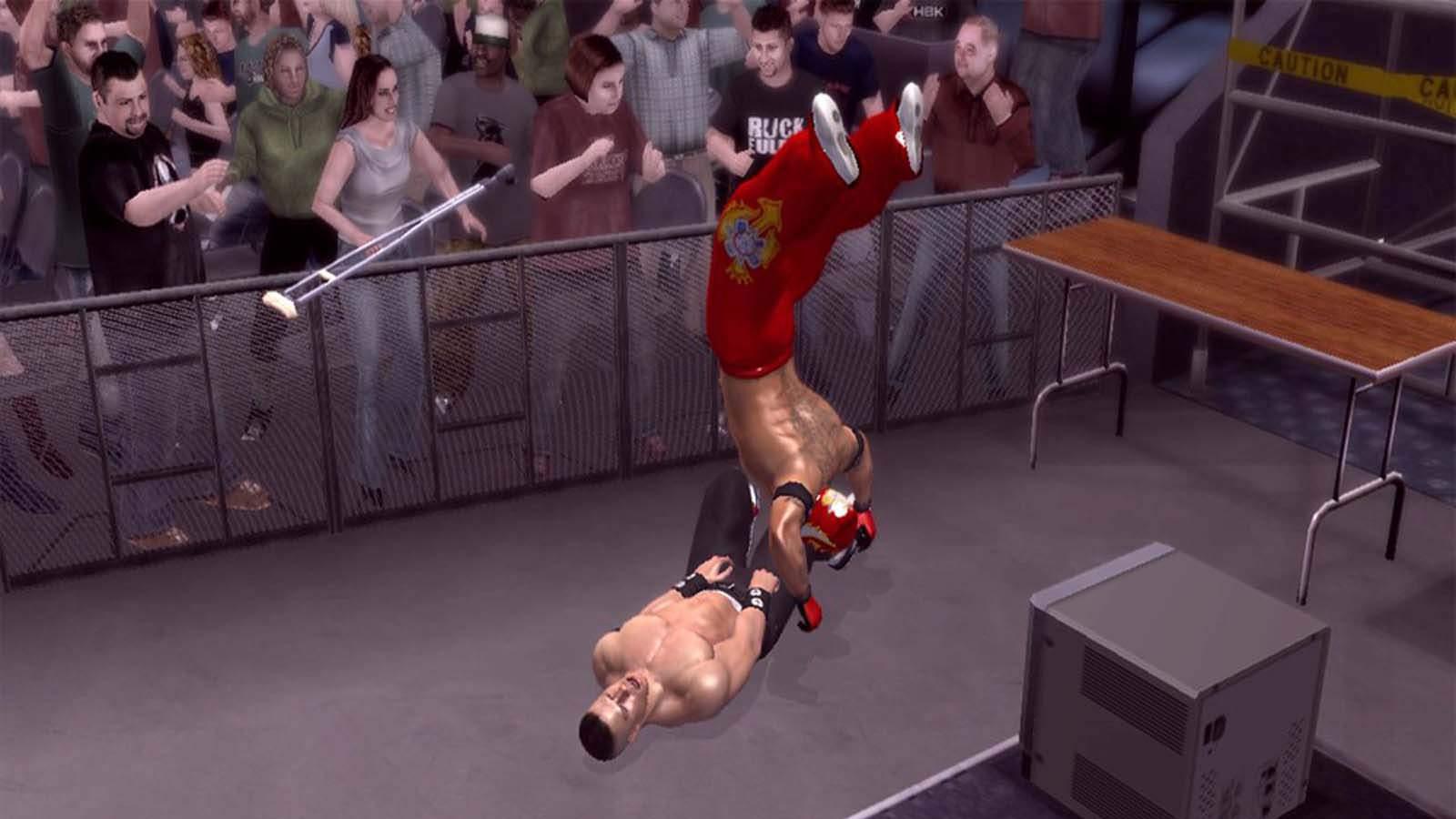 تحميل لعبة WWE 2007 مضغوطة برابط واحد مباشر كاملة مجانا