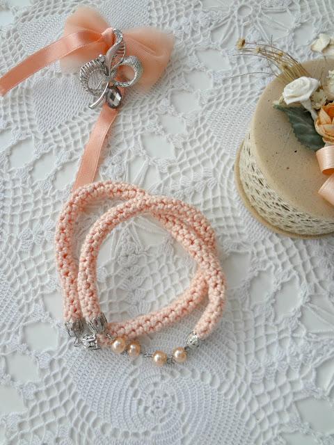Fresh Off the Hook: Tube Bracelets