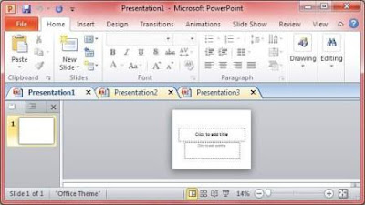 Office Tab Enterprise 9.0 PowerPoint