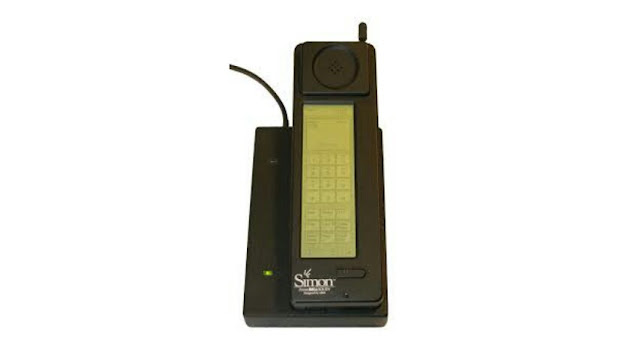 World's First Touch Screen Mobile Phone