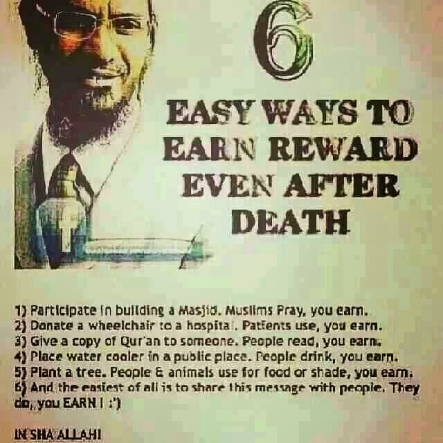 6 Easy Ways To Earn Reward Even After Death!