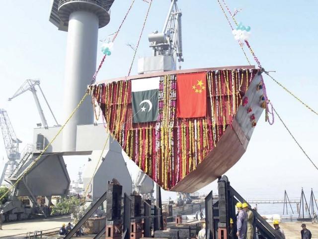Haq's Musings: Navy Modernization to Boost Pakistan ...