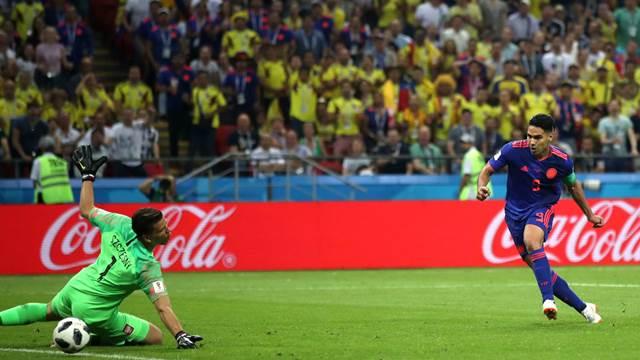 Polandia vs Kolombia - Piala Dunia 2018