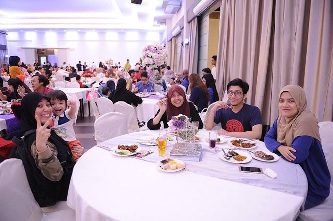 Buffet Ramadan 2017 Bangi Golf Resort