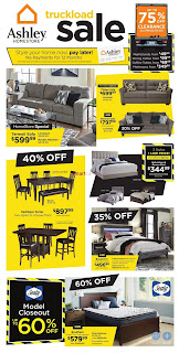 Ashley HomeStore Flyer valid July 16 - 22, 2020