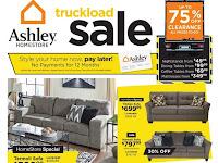 Ashley HomeStore Flyer valid October 1 - 7, 2020