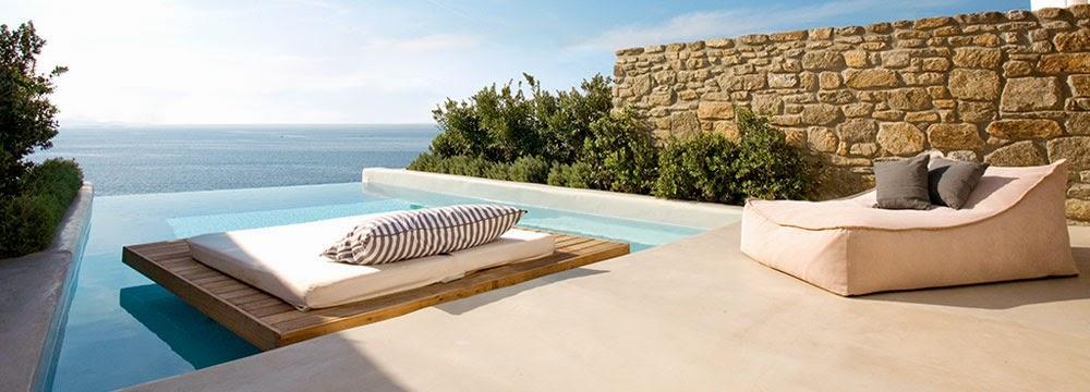 Las mejores piscinas de hoteles del mediterr neo paisaje - Hotel con piscina privada segovia ...
