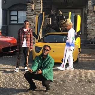 Laylizzy Ft. Nasty C - Wacko [Exclusivo 2019] (Download MP3)