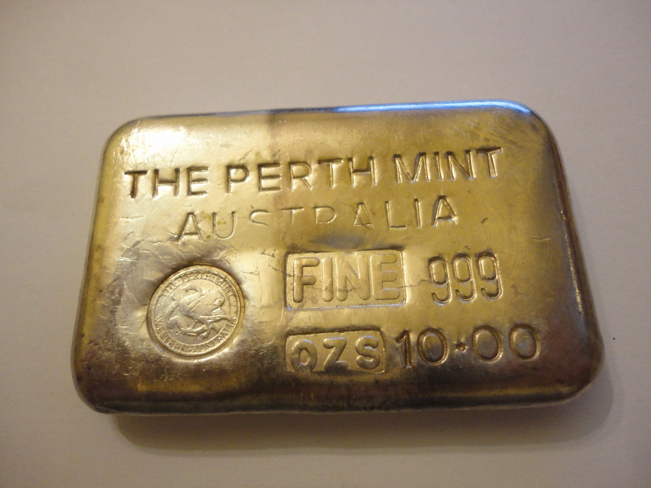 Silver Gold Bar Rare Poured And Other Silver Bars From