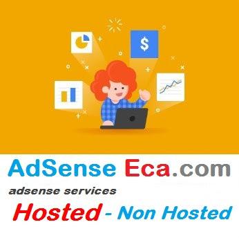 JASA Pembuatan Akun AdSense Hosted dan Non Hosted Murah Cepat