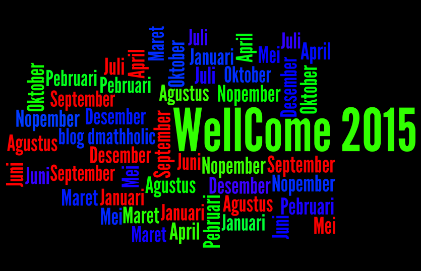 Wellcome 2015