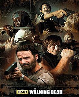 The Walking Dead 1° 2° 3° 4° 5° 6° 7° Temporada Torrent Download