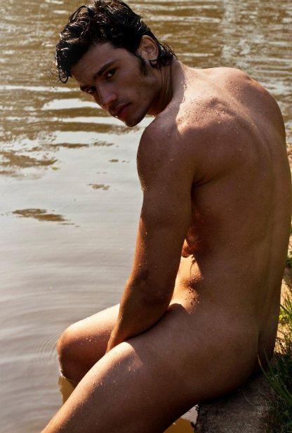 hot india guy naked
