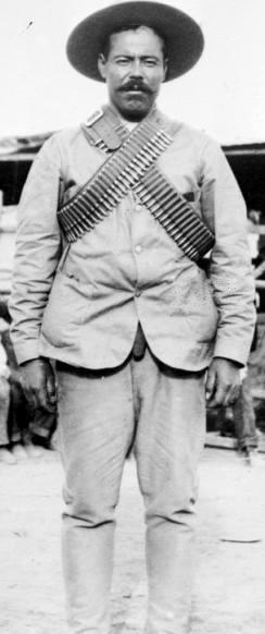 Foto de Pancho Villa