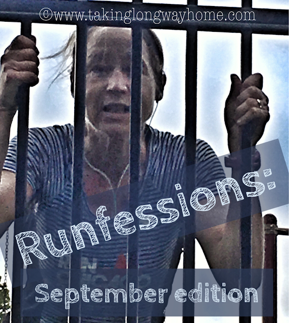 Runfessions for September